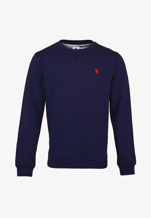 BASIC LONGSLEEVE - Sweatshirt - dunkelblau