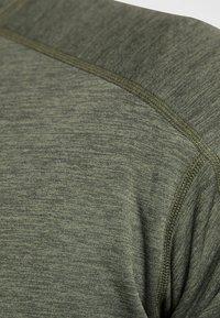 Haglöfs - HERON  - Fleece jacket - deep woods solid - 3