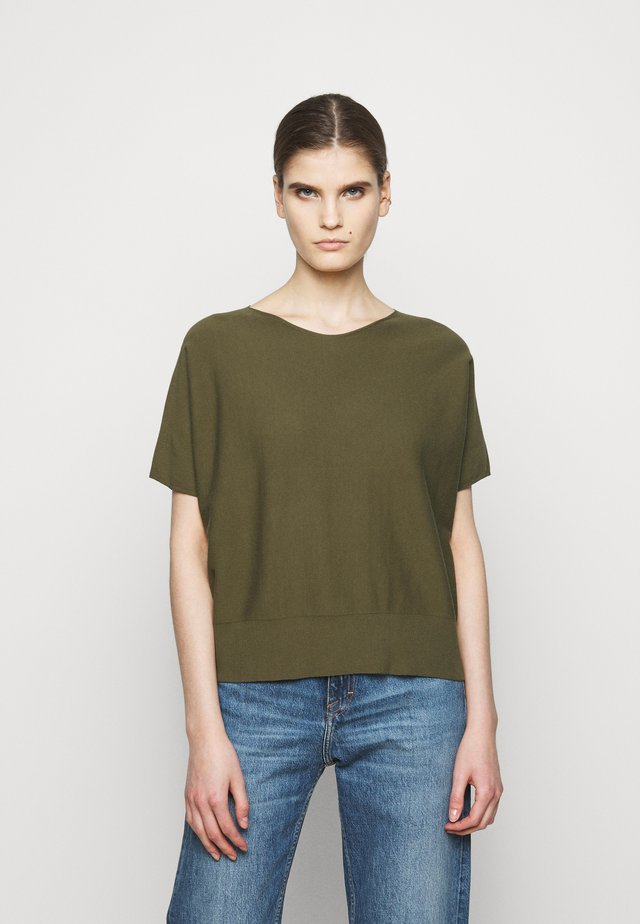 SOMELI - T-shirt basic - grün