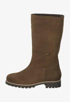 Boots - vison/mink
