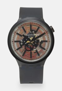 Swatch - DARK TASTE - Watch - black - 0