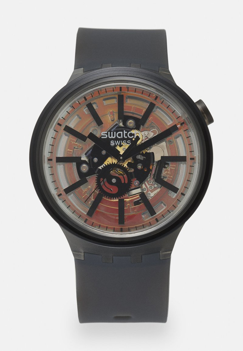 Swatch - DARK TASTE - Watch - black