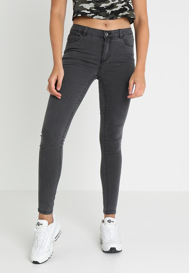 VMJULIA FLEX - Jeans Skinny Fit - dark grey denim