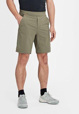 CRASHIANO - Sports shorts - tin
