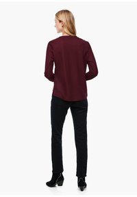 s.Oliver - Blouse - dark red - 2