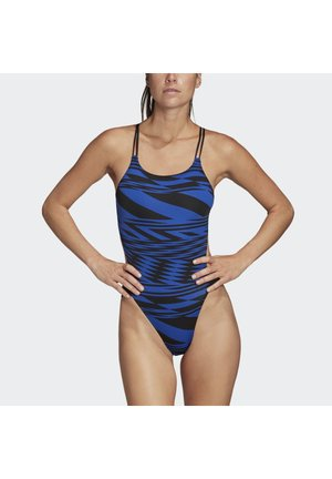 PRO TOKYO WATCH MY BACK SWIMSUIT - Swimsuit - team royal blue