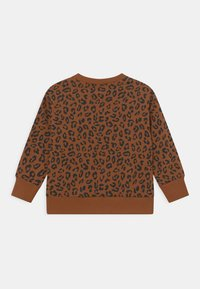 Lindex - LEO UNISEX - Sweatshirts - brown - 1