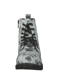 DOCKERS - Lace-up ankle boots - weiss/schwarz - 5