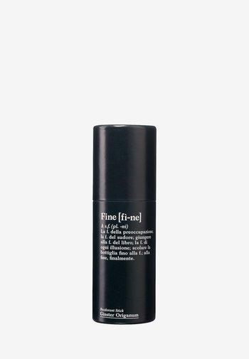 GINSTER ORIGANUM DEODORANT STICK - Deodorant - -