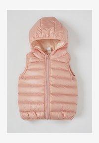 DeFacto - Waistcoat - pink - 0