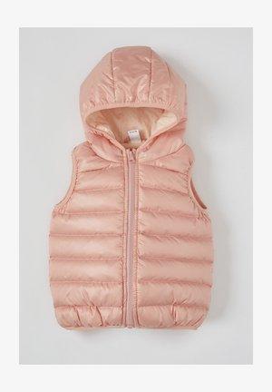 Chaleco - pink