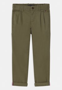 Tommy Hilfiger - AUTHENTIC FLEX  - Trousers - green - 1