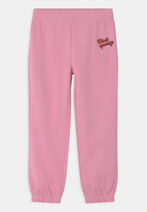MINI  - Tracksuit bottoms - prism pink