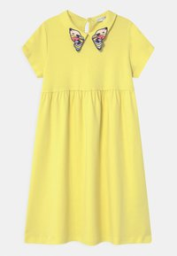 Charabia - Jersey dress - straw yellow - 0