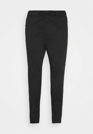 JOGGER - Trousers - black