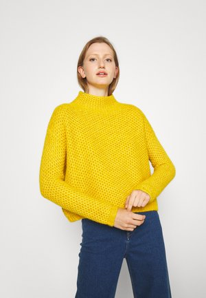 SAFINEY - Jumper - yellow