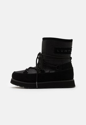 LUHTA NAUTTIVA - Winter boots - black