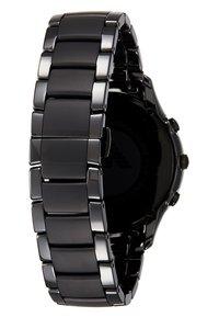 Emporio Armani - RENATO - Chronograph watch - schwarz - 2