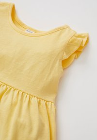 DeFacto - 2 PACK - Robe d'été - yellow - 2