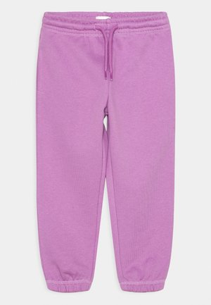 UNISEX - Tracksuit bottoms - purple