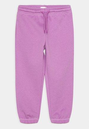 UNISEX - Teplákové kalhoty - purple