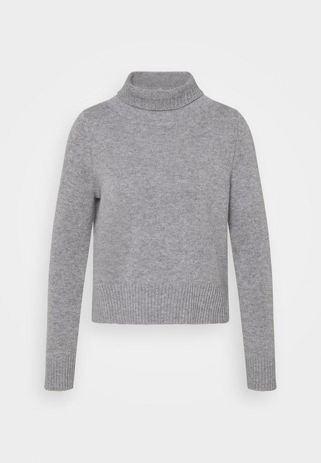 HIGHNECK - Pullover - opal grey