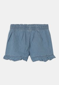 GAP - TODDLER GIRL - Denim shorts - light wash indigo - 1