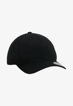 COMBED - Cap - black