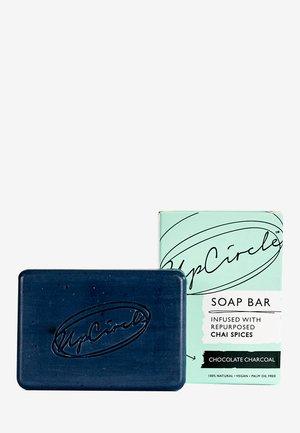 CHAI SOAP BAR - Mydło w kostce - chocolate charcoal