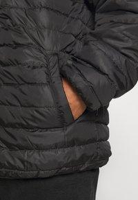 Only & Sons - ONSPAUL HOOD JACKET - Light jacket - black - 5