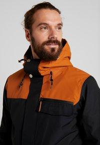 Wearcolour - ROAM JACKET - Snowboardjakke - black - 3
