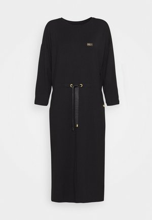 KENDREW DRESS - Jersey dress - black