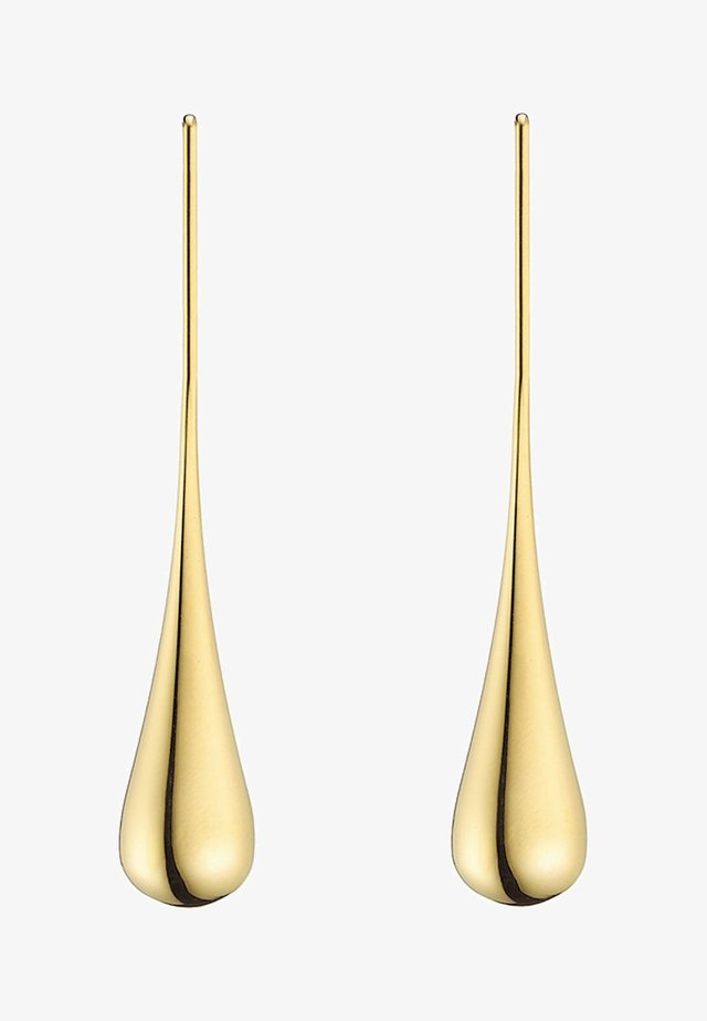 ELLIPSE EXTENSION    - Earrings - gold-coloured
