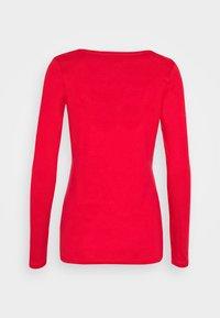 Esprit - CORE - Maglietta a manica lunga - red - 1