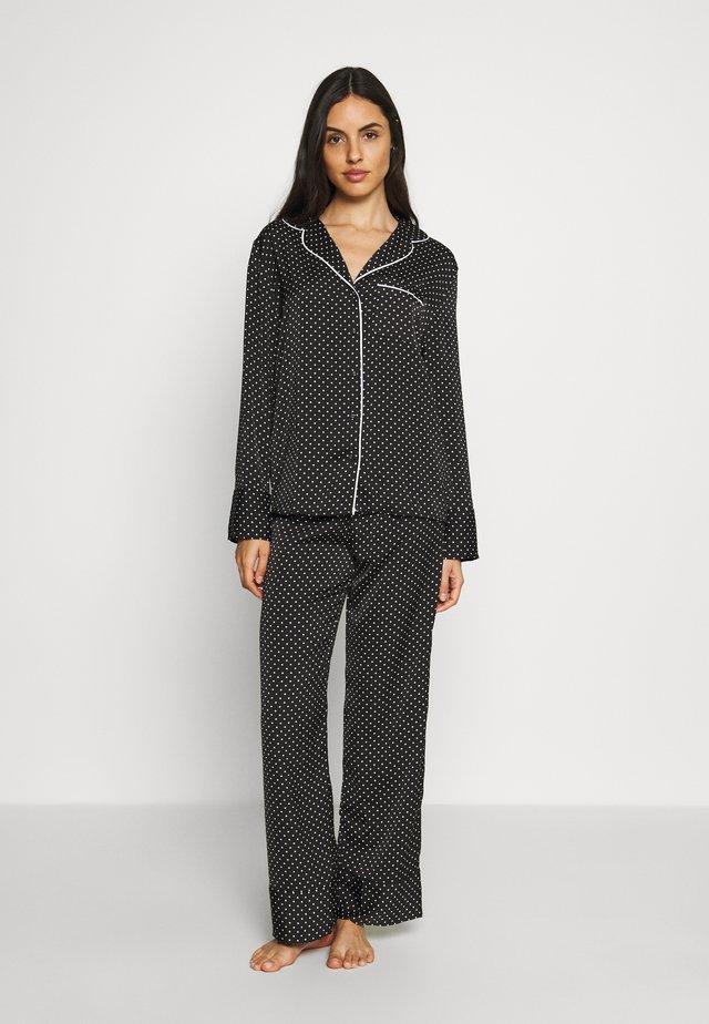 HANGING PYJAMA SPOT - Pyjamas - black
