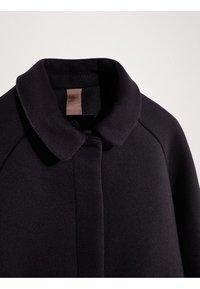 Massimo Dutti - Classic coat - dark blue - 5