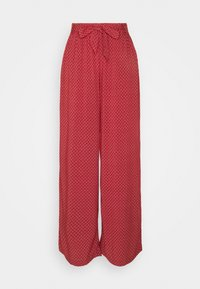 edc by Esprit - FLUENT - Trousers - terracotta - 0