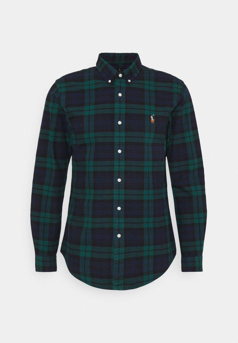 Polo Ralph Lauren - Koszula - green/navy