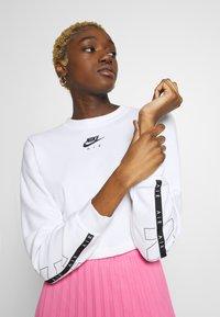 Nike Sportswear - AIR - Felpa - white - 0