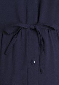 Anna Field MAMA - Shirt dress - blue - 2