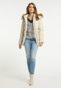 usha - Winter jacket - creme - 1