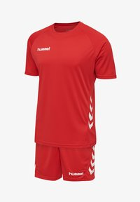 Hummel - Korte broeken - true red - 0