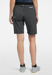 Haglöfs - L.I.M FUSE SHORTS - Outdoor shorts - magnetite - 2