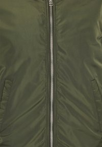 Goosecraft - CASH BOMBER - Giubbotto Bomber - leaf green - 2