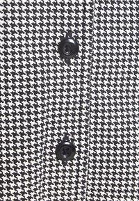 Obey Clothing - CREEPER SKIRT - Mini skirt - black/white - 5