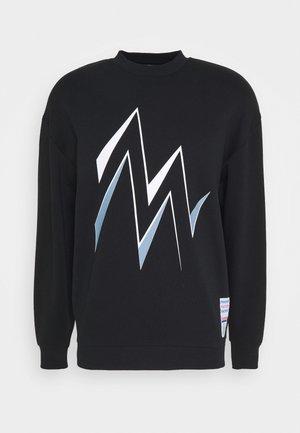 MARATHONA UNISEX  - Sweatshirt - black
