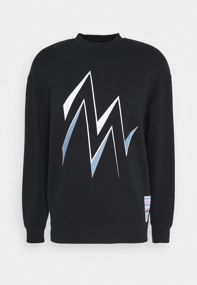 MARATHONA UNISEX  - Sweatshirt - black