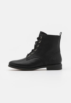 SOMERS FALLS LOW LACE UP - Lace-up ankle boots - black