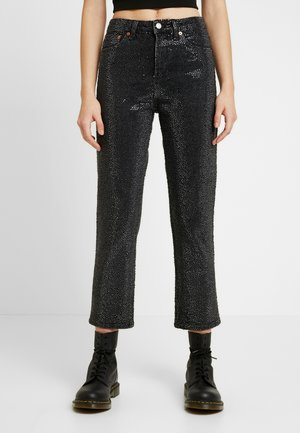 DIA - Straight leg jeans - black