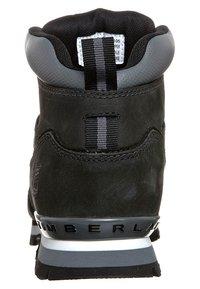 Timberland - SPLITROCK  - Lace-up ankle boots - black nubuck - 1